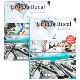 Cirugía Bucal (2 Tom) + 1 CD